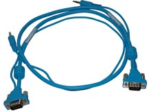ECOFLEX-Kabel-blau